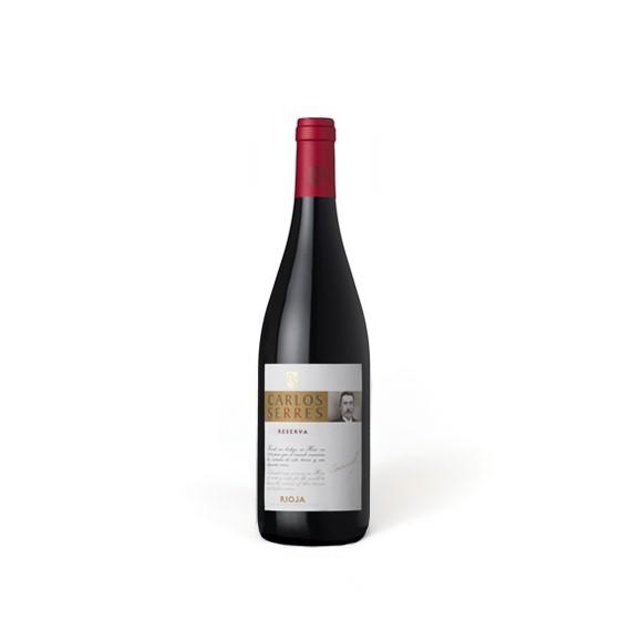 Carlos Serres Reserva Rioja DOC
