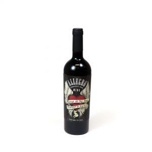 Allegro Primitivo Organic Red Wine Puglia IGT