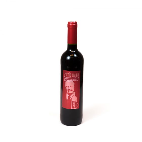Vegalfaro Do Utiel-Requena Tio Emilio Bobal-Merlot