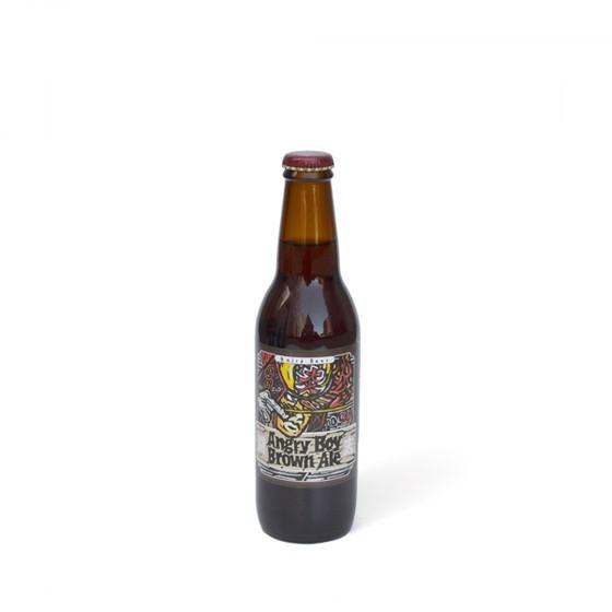 Baird Beer Angryboy Brown Ale