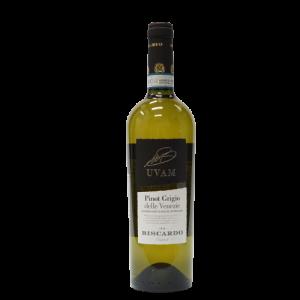 Biscardo Uvam Pinot Grigio delle Venezie IGT