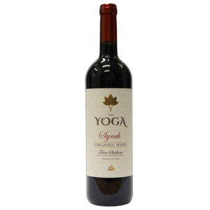 The Yoga Syrah Organic Terre Siciliane IGT