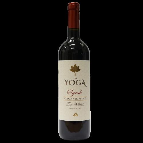 The Yoga Syrah Organic Terre Siciliane IGT