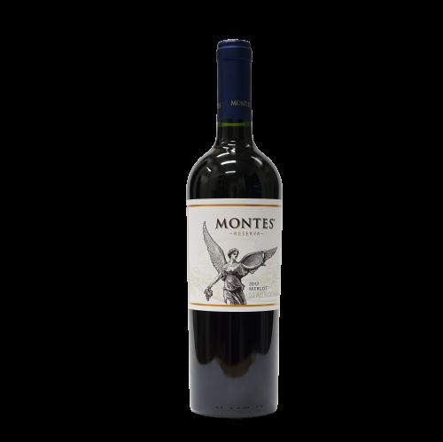 Montes Merlot Reserva D.O.